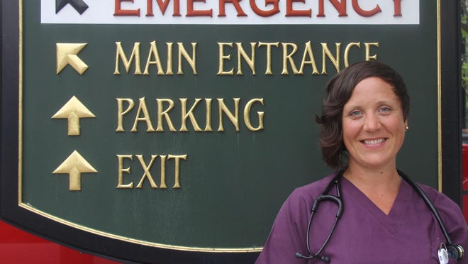 York Hospital announced the arrival of Jessica Stevens, MD, MPh, as Medical Director of Emergency Services.