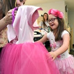Design for all: O'More students tailor outfits for kids with Down syndrome