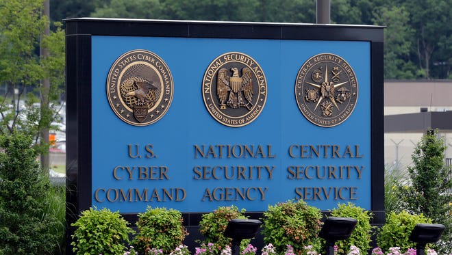 The National Security Agency headquarters