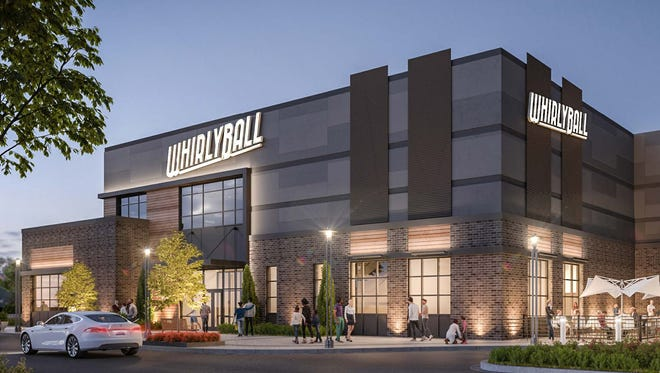 A restaurant entertainment center called Whirlyball is looking to build a facility in the former Sears section at Brookfield Square, 95 Moorland Road. In addition to whirlyball, the business offers bowling, laser tag, a bar, restaurant and event spaces.