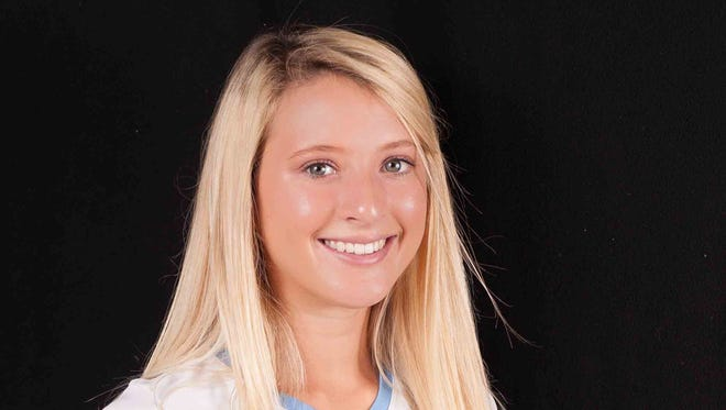 Enka's Kloyee Anderson is the Mountain Athletic Conference Softball Player of the Year.