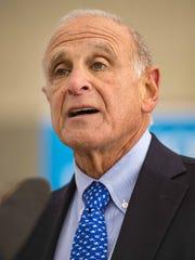 Republican gubernatorial candidate Bruce Lisman.