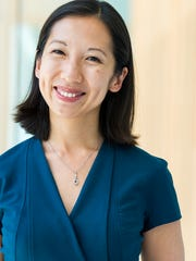 Baltimore Health Commissioner and physician Leana Wen