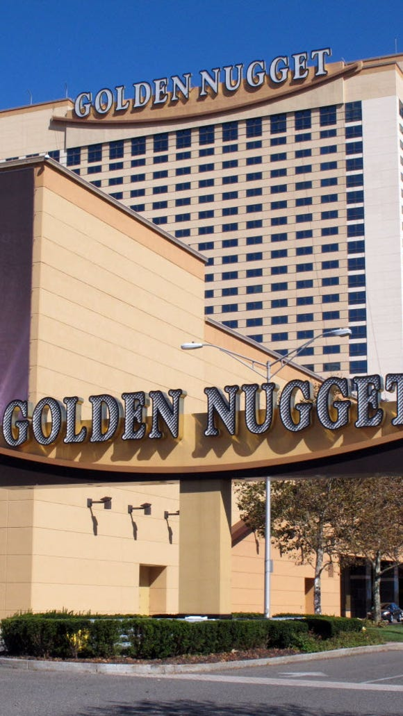 A Golden Nugget online gaming website offers more than