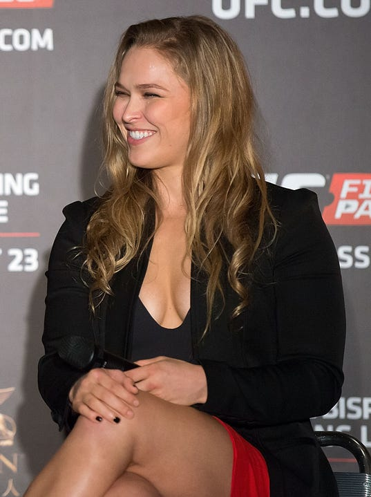 White and Rousey