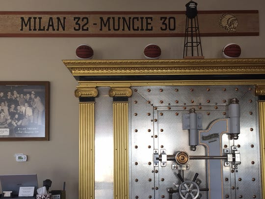 The Milan museum has moved to an old bank building.