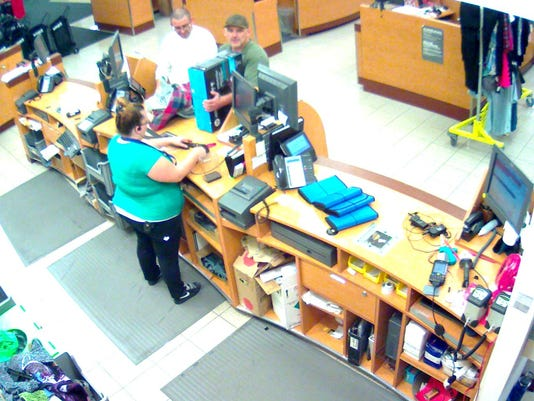 Carson Detectives Search For Credit Card Fraudsters