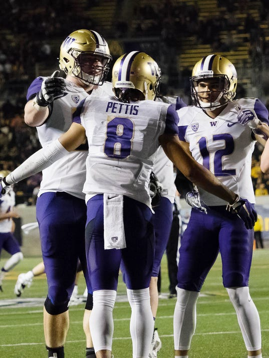 Washington cracks top four in College Football Playoff top ...