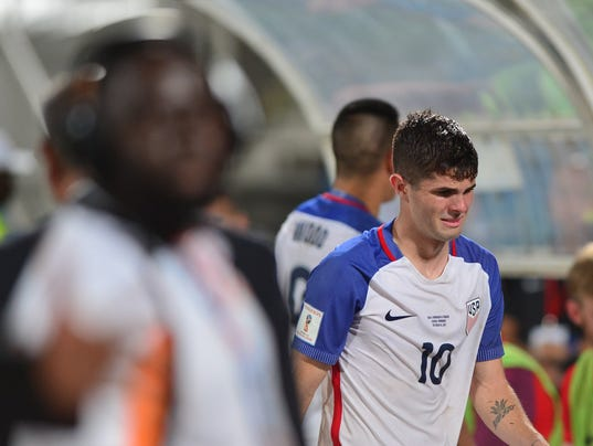 EPA TRINIDAD AND TOBAGO SOCCER FIFA WORLD CUP 2018 QUALIFICATION SPO SOCCER TTO CO