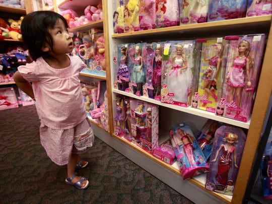 Mattel said it wants to make dolls that girls and their moms can better relate to.