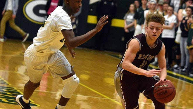 Station Camp's Chase Freeman was named to the Tennessee Sports Writers Association's All-State Basketball Team.