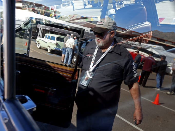 2017 barrett jackson scottsdale car auction date set see full coverage from this year 39 s event. Black Bedroom Furniture Sets. Home Design Ideas