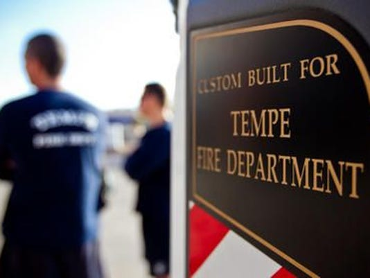 Tempe firefighters pension spiking