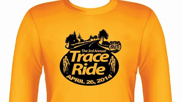 The 3rd Annual Trace Ride