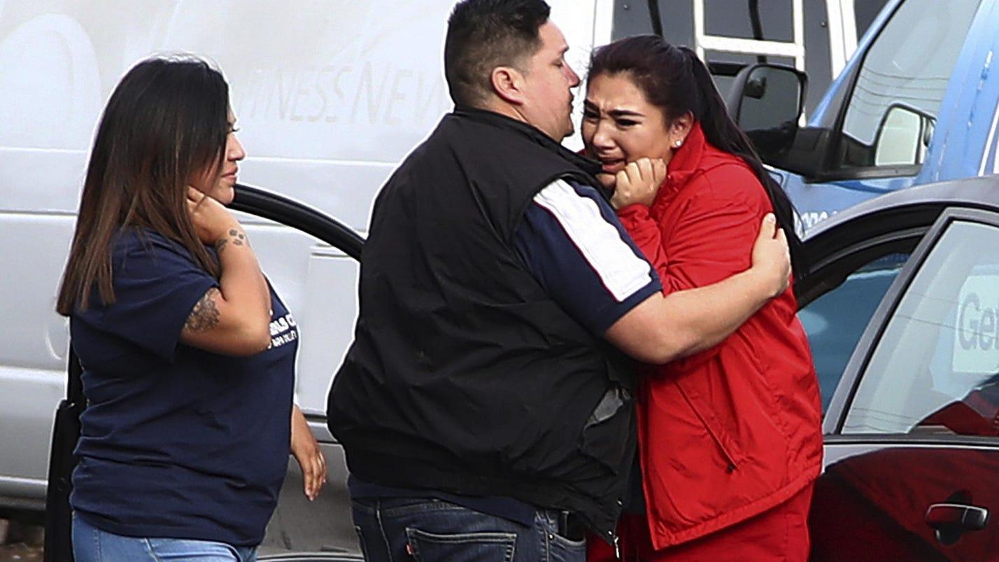 Police: Gunman, 3 hostages dead at Calif. veterans home