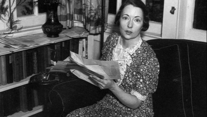"""A legal battle over prized documents purportedly belonging to """"Gone With the Wind"""" author Margaret Mitchell has blown over, but the final resting place of the disputed papers is still a secret. The legal sparring involving the cache, apparently discovered in a file cabinet decades after they were written, was settled in January, but no one will say where the trove of documents is now."""
