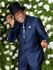 Ben Vereen on the red carpet at the 2017 Tony Awards