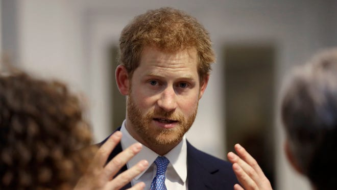 """Prince Harry said in an interview, """"""""I felt I wanted out (of the royal family), but then decided to stay in and work out a role for myself."""""""""""