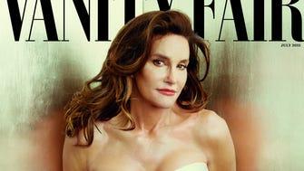 Caitlyn Jenner on 'Vanity Fair'