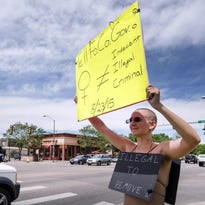 Fort Collins woman seeks topless rights