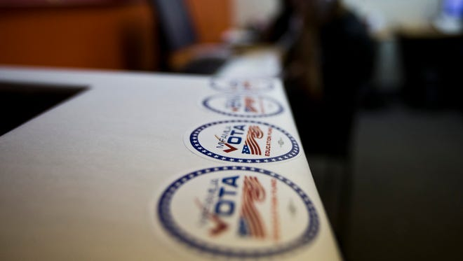 It's inevitable that Democrats will hold sway in the state as the Latino population grows and ranks of independent voters surge, a pollster said last week.