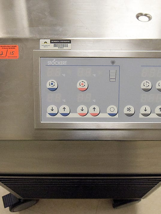 A heater-cooler device at York Hospital is at the center of potential legal trouble for WellSpan after it was linked to bacterial infections in patients.