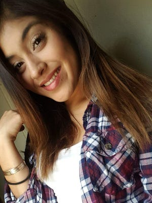 Maria Mendoza, 19, was fatally shot on Interstate 10 on Sunday.