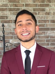 Ahraf Swati is Opelousas High Student of the Year.