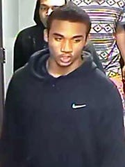 Police seek these suspects in a September apartment  robbery