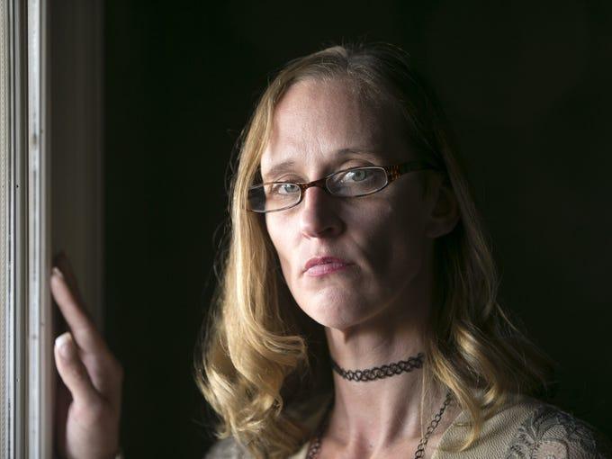 Michelle Calderon's daughter was taken away because