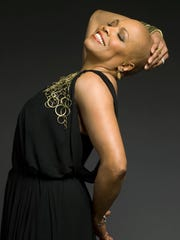 Dee Dee Bridgewater performs a tribute to Ella Fitzgerald.