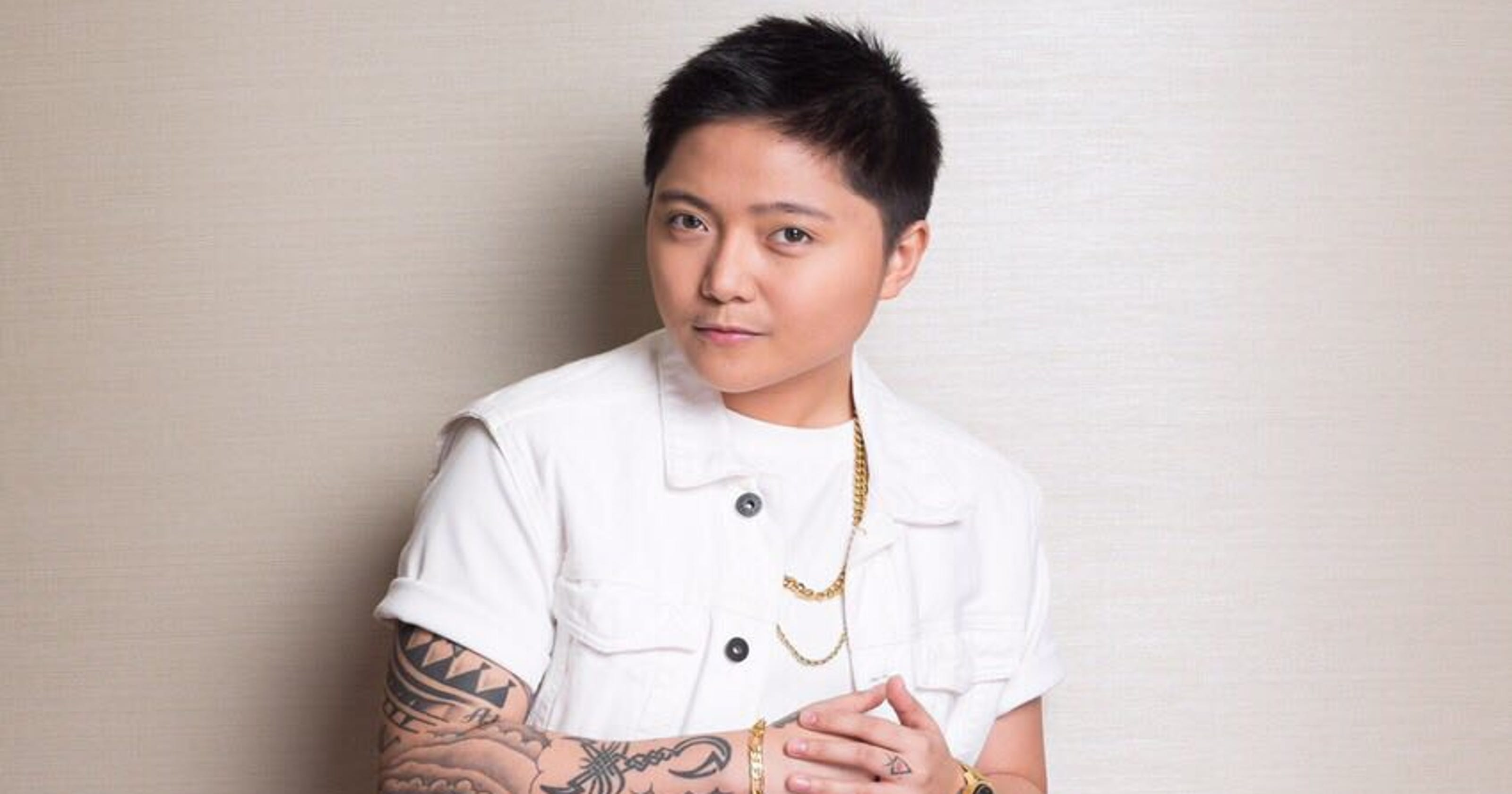 Jake Zyrus talks changing his name from Charice, his transgender journey