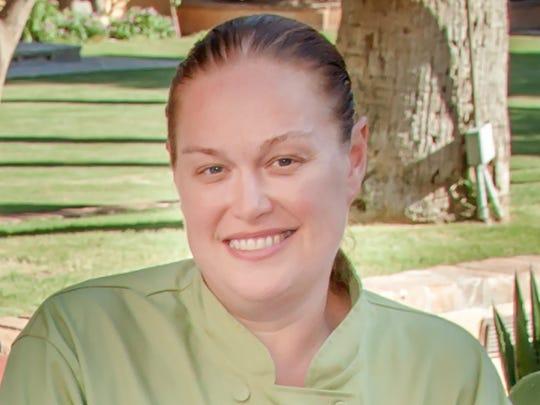 Chef Charleen Badman.