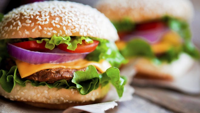 Asheville has three burgers in Garden & Gun's best burger readers' poll.
