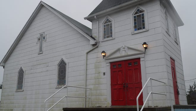 The John Wesley United Methodist Church property on Route 9 near Five Points is back on the market nine months after the Sussex County Council approved a plan from Beachfire Brewery Co. to place a restaurant and microbrewery in the historic building.