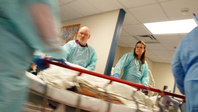 McLaren Port Huron is now offering online check-in for emergency room patients.