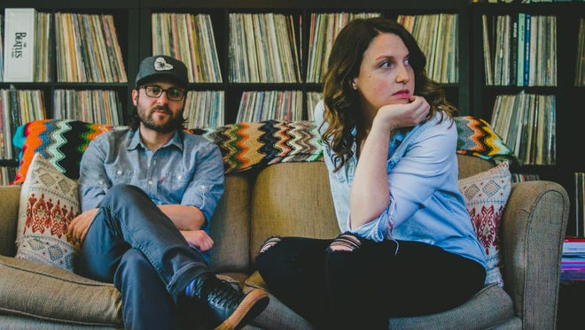 Singer-songwriters Robby Hecht and Caroline Spence are releasing an album together.