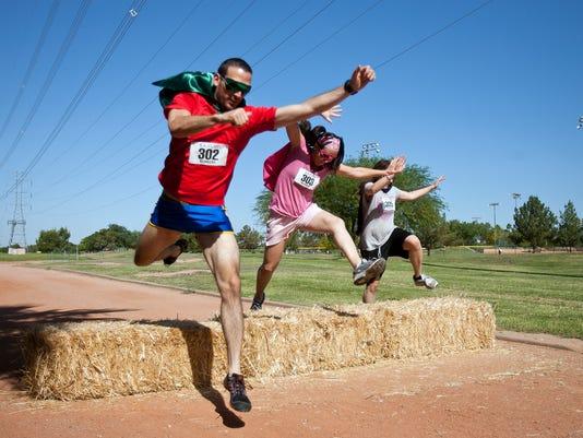 KA-POW! Superhero Adventure Run
