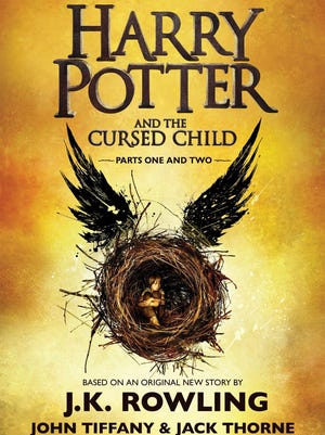 """""""Harry Potter and the Cursed Child"""" by J.K. Rowling, Jack Thorne and John Tiffany"""