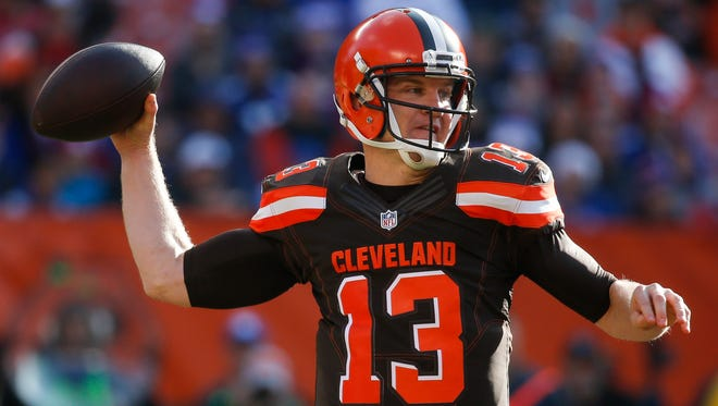 The Jets recently signed former Browns quarterback Josh McCown to a one-year deal.