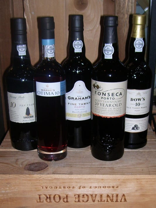 Holiday Gift Wines: Portos and Champagnes