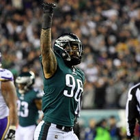 Eagles fly past Vikings, set up Super Bowl LII showdown vs. Patriots