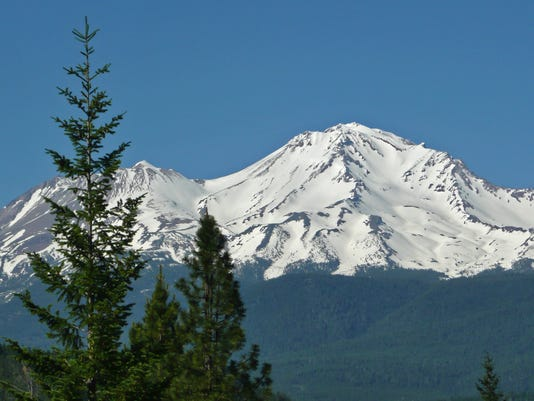 #stockphoto Mt Shasta