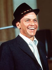 That smile, that swagger, that style. Pure Sinatra.