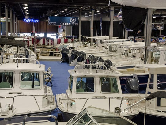 New Jersey Boat Sale And Expo Cruises Into Edison