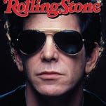 The late rock icon, Lou Reed, who died Oct. 27, is on the cover of 'Rolling Stone' this week.