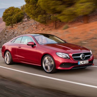 Auto review: 2018 Mercedes E400 is the Debbie Harry of coupes