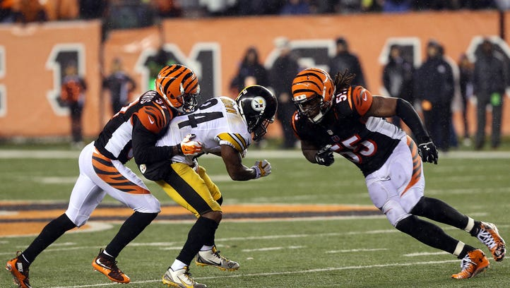 Steelers-Bengals rivalry: Ugly or nice?