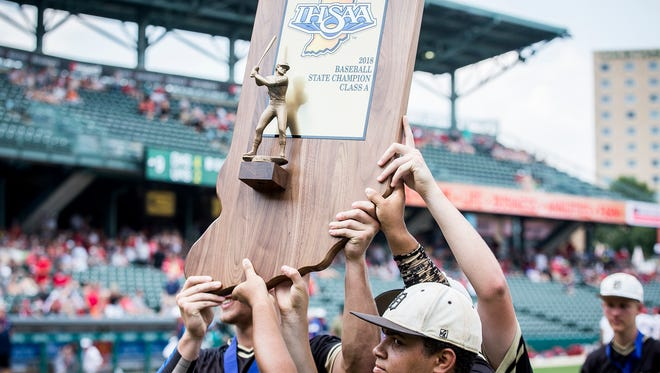 Daleville defeated University in their state final game at Victory Field Saturday, June 16, 2018.
