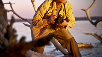 John Moran is a Gainesville-based nature photographer and water advocate.